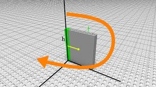 ROBLOX: Rotating an object relative to a fixed point with CFrame (Door animation)