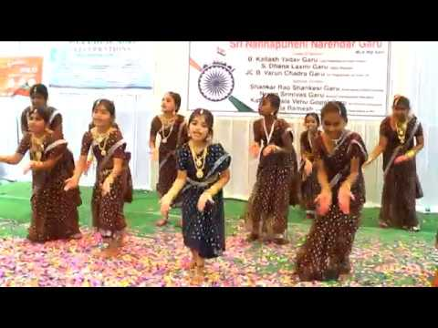 Andamaina Guvvave Dance Song Covered By My Students