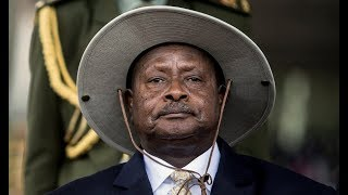 Amakuru ashyushye mu karere| Museveni yarakaye cyane...Bishye umwishywa we!
