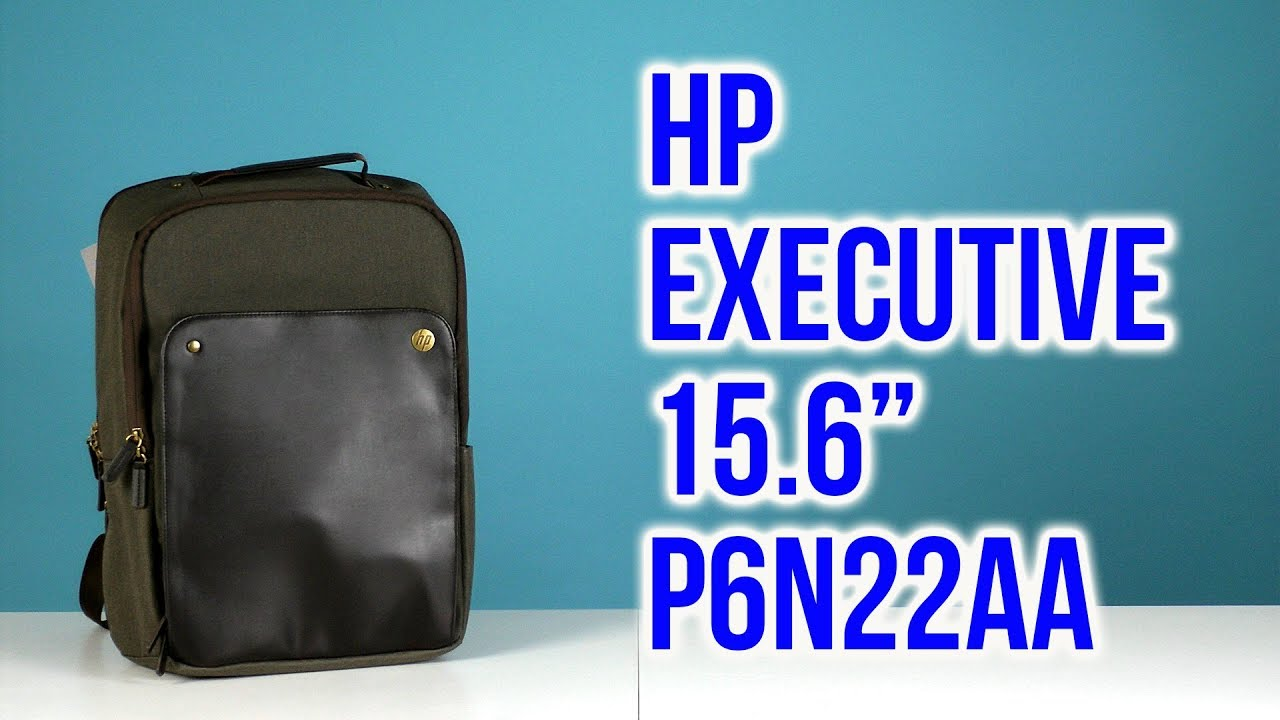 68034b868874 Распаковка HP Executive 15.6