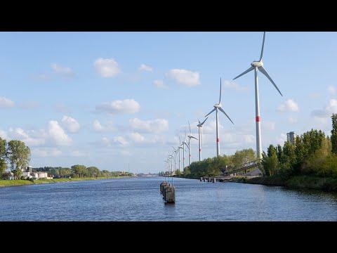 Belgium Integrates Offshore Wind Power Into European Grid
