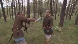 Реконструкция сражений викингов