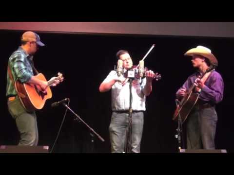 Paul DeWeber at 2016 Arkansas State Contemporary Fiddle Contest