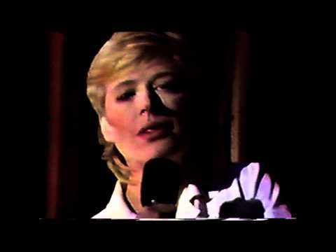 Marianne Faithfull - She's Got a Problem (Live 1983)
