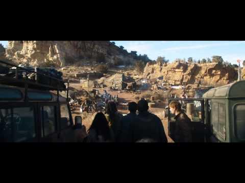 El corredor del laberinto: Las pruebas   final español HD