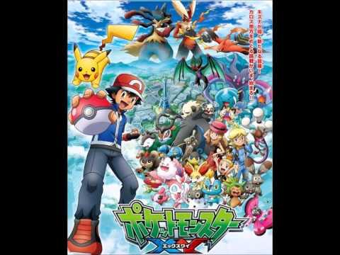 Pokemon XY Opening (Rika Matsumoto Version)