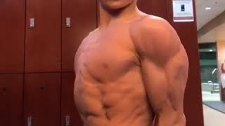 Amazing Shredded Kid