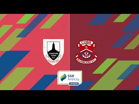 First Division GW17: Longford Town 0-1 Cobh Ramblers