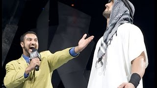 Muhammad Hassan and Daivari - Arab Americans - Arena Effect / DL v2