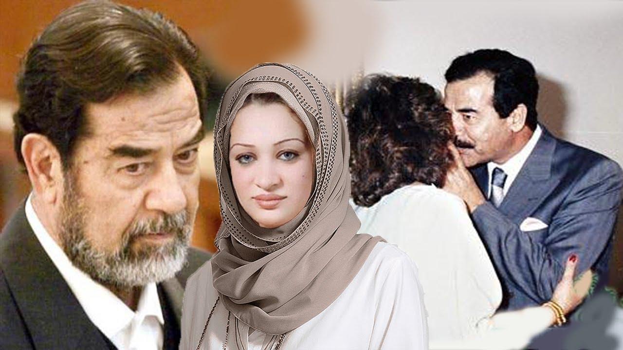 المرأة الوحيدة التي أبكت صدام حسين