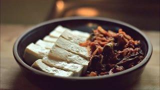 How to make Dubu Kimchi