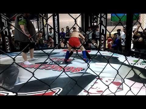 Клуб боевого самбо Архипо   Осиповка на кубке Сочи по профессиональному боевому самбо