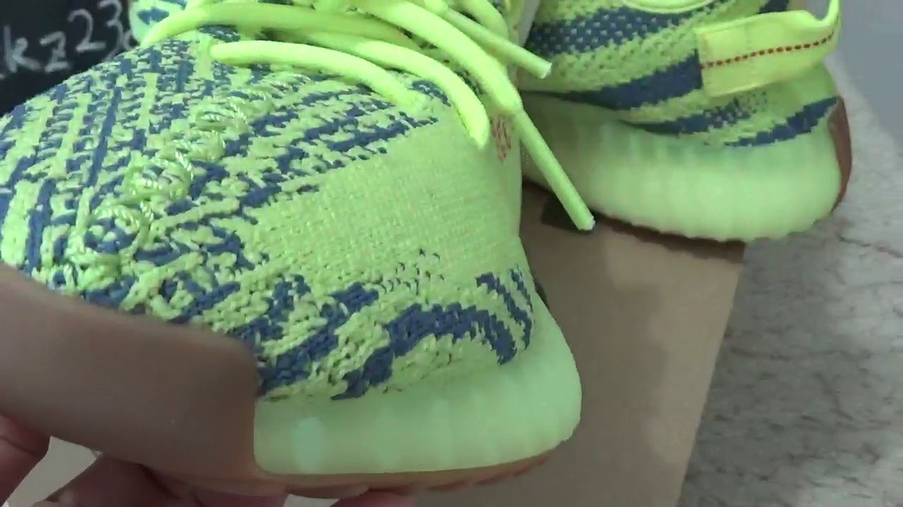 994c9ea559c17 Authentic Adidas Yeezy v2 new Gum Bottom Review from Dopekickz23 ...