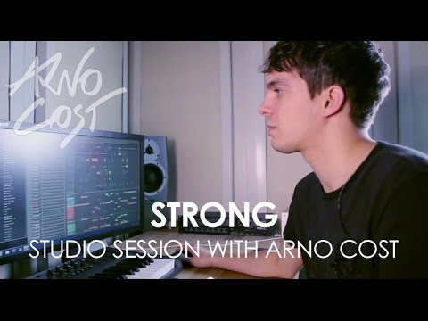 FL Studio Session | Strong with Arno Cost