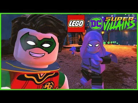 Lego DC Super Villains - Unlocking Red Robin