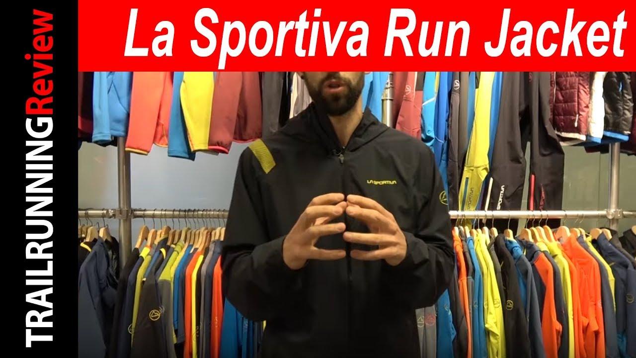 La Sportiva Run JKT