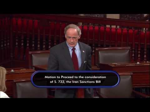 Carper Speaks on Senate Resolution Condemning Terrorist Attacks