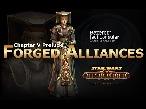 SWTOR: Chapter 5 Prelude - Forged Alliances: Jedi Consular S