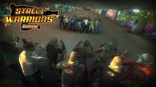 STREET WARRIORS ONLINE | ESTO DEBERÍA LLAMARSE HOOLIGAN SIMULATOR 2016 - Gameplay Español
