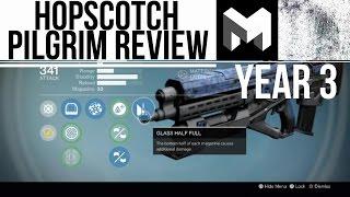 Hopscotch Pilgrim Year 3 Review: Destiny Rise of Iron (PVP) -