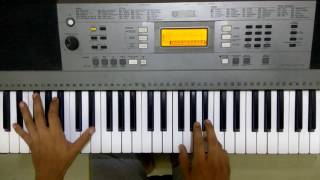Ae Dil Hai Mushkil Slow Version Piano Cover