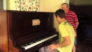 Pianola rag