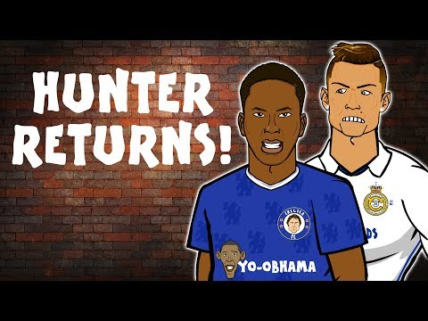 FIFA 18: ALEX HUNTER RETURNS! (The Journey Official Teaser Parody)