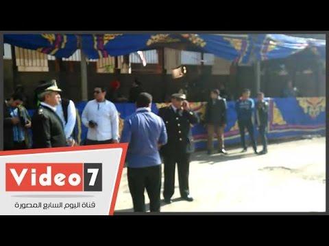 اليوم السابع : تكثيف أمنى أمام لجان مدرسة البهية البرهانية بالسيدة زينب استعدادا لزيارة مدير أمن القاهرة
