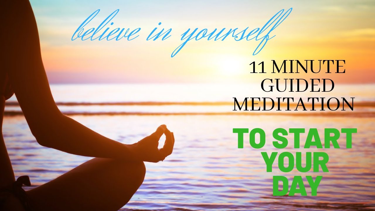 Inner Peace Guided Meditation For Beginners- How To ...