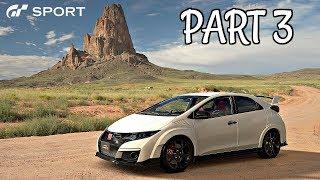 Gran Turismo Sport Walkthrough Part 3 - Full Game | PS4 Pro Gameplay