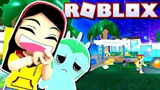Such Pretty, Magical and Galactic World Lobby! - Roblox Hide N Seek Ultimate - DOLLASTIC PLAYS!