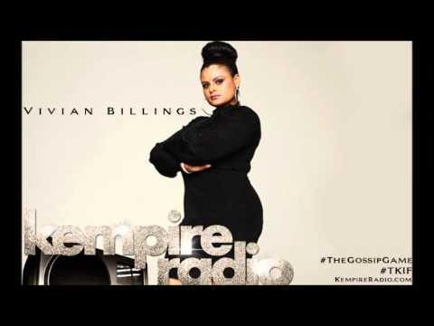 The Gossip Game's Vivian Billings Talks Ms. Drama, Hot Topics & Reality TV | KEMPIRE RADIO