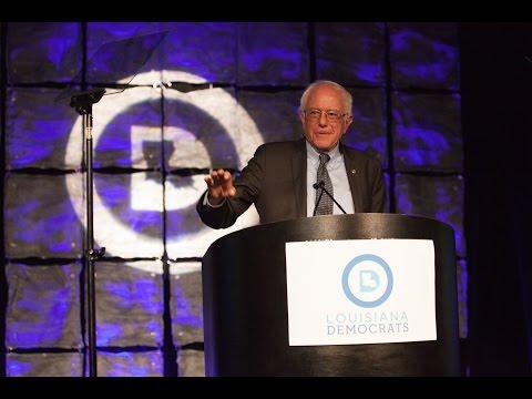 Rally in Louisiana | Bernie Sanders
