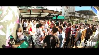R & She: Summer Terrace Party 2015 at The Magic Roundabout