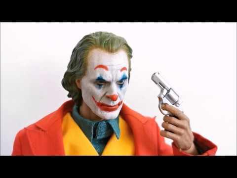"1//6 Joaquin Phoenix Le Joker Arthur Fleck HEAD SCULPT FOR 12/"" Action Figure"