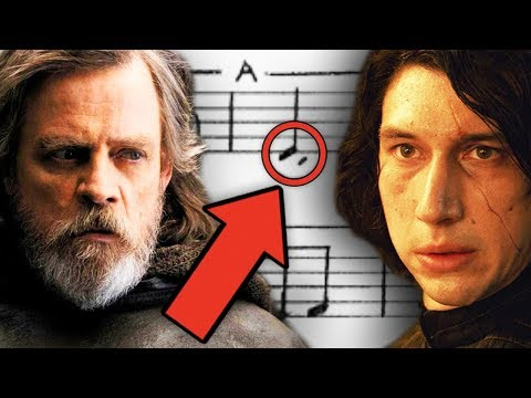 Star Wars MUSIC - Hidden Meaning of Last Jedi
