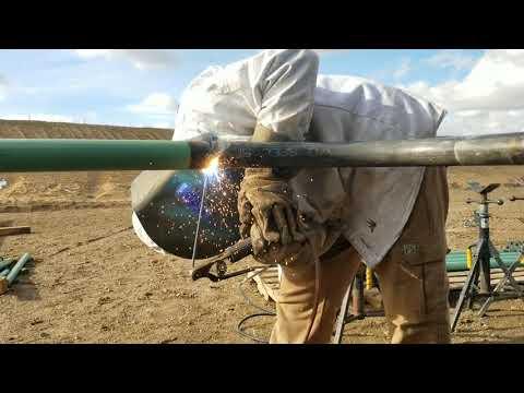 Tips/tricks on welding downhill stick