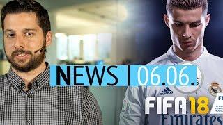 FIFA 18 angekündigt - Shroud of the Avatar-Backer fürchten um 11 Millionen Dollar - News