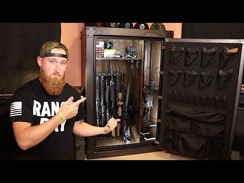 rhino metals gun safe 54 long gun