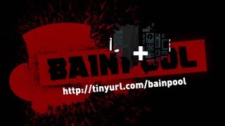Bainpool - Watch this advert for my goddamn shirts and hoodies.