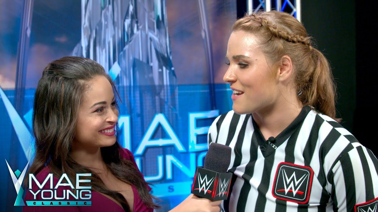 Referee Jessika Carr Feels Blessed To Be Part Of The Wwe -8167