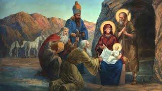 Читаем Евангелие вместе с Церковью 16 марта 2020. Евангелие от Матфея. Глава 2, ст.1-12.