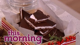 Donna Hay's Christmas Chocolate Brownies | This Morning