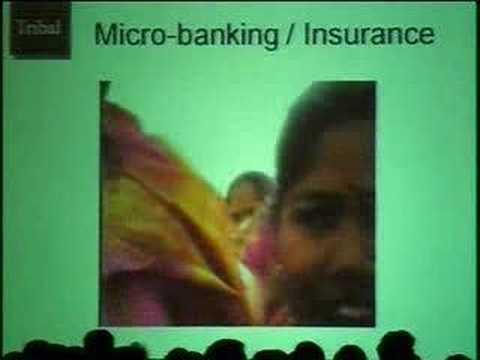 Microloans, microfinance, microcredit, banks, banking and insurance speaker - Futurist keynote