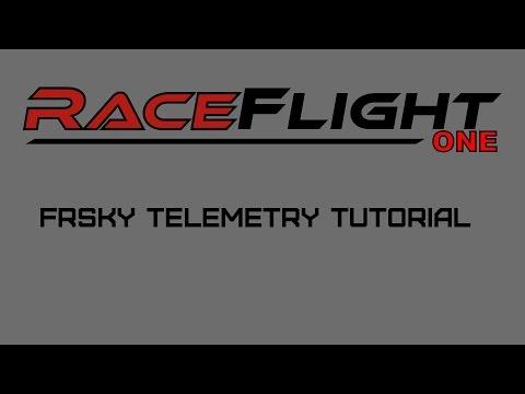 [ENG] Raceflight Revolt RF1 - Frsky Telemetry - How to have Vbat