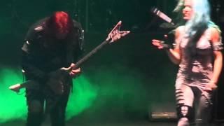 Arch Enemy - My Apocalypse (Bogotá 2015)