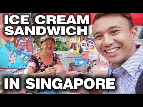 Ice Cream Sandwich | Where To Find in Singapore? | You Need To Try This !