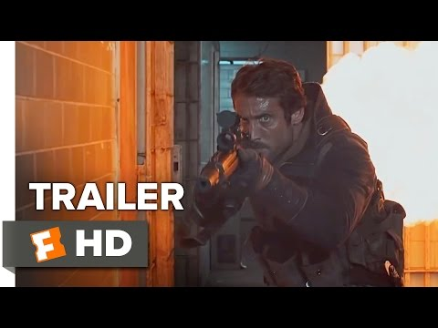 Daylight's End Official Trailer 1 (2016) - Johnny Strong Movie