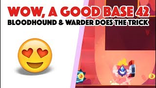 King of Thieves - Base 42 Bloodhound & Warder Combo