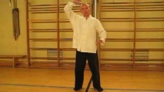Qi Gong Einführung Teil 1: Aufrichtung der Wirbelsäule